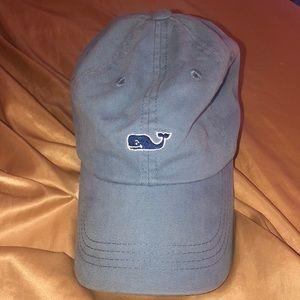 Vineyard Vines blue whale hat